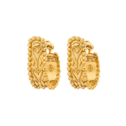 Boucles d'oreilles BYZANCE