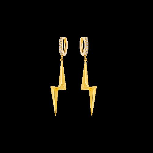 Boucles d'oreilles ZEUS