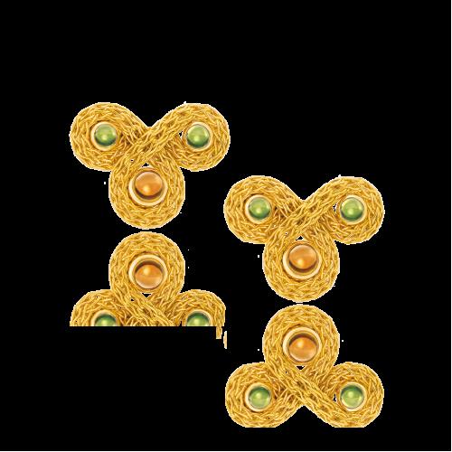 Boucles d'oreilles COUTURE