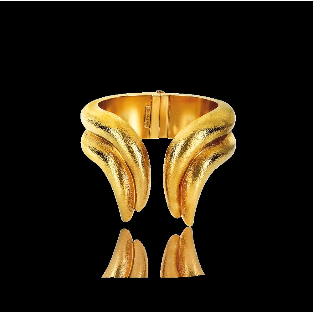 Bracelet FLOWING GOLD