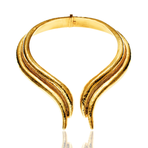 Collier FLOWING GOLD