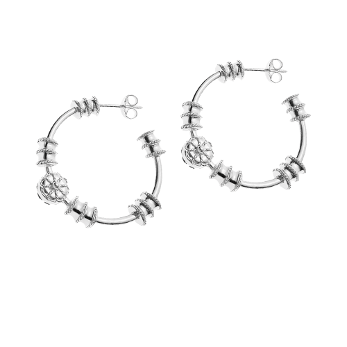 Boucles d' oreilles PRINCESSES OF THE MEDITERRANEAN