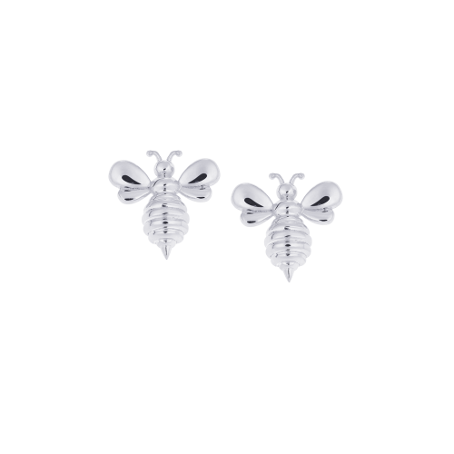 "Boucles d'oreilles ""Bee my Honey"""