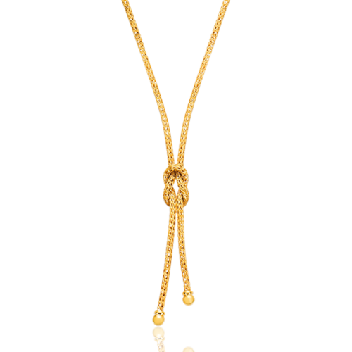 Collier SNAKE LACE