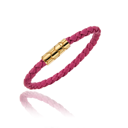 Bracelet en cuir